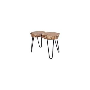 Bank Victoria aus Holz von Canett Furniture