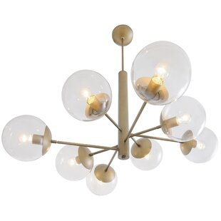 Mid Century Modern Chandeliers Youll Love Wayfair
