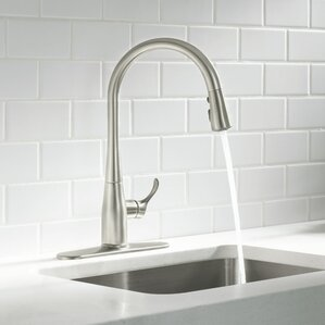 Simplice Pull Down Kitchen Faucet