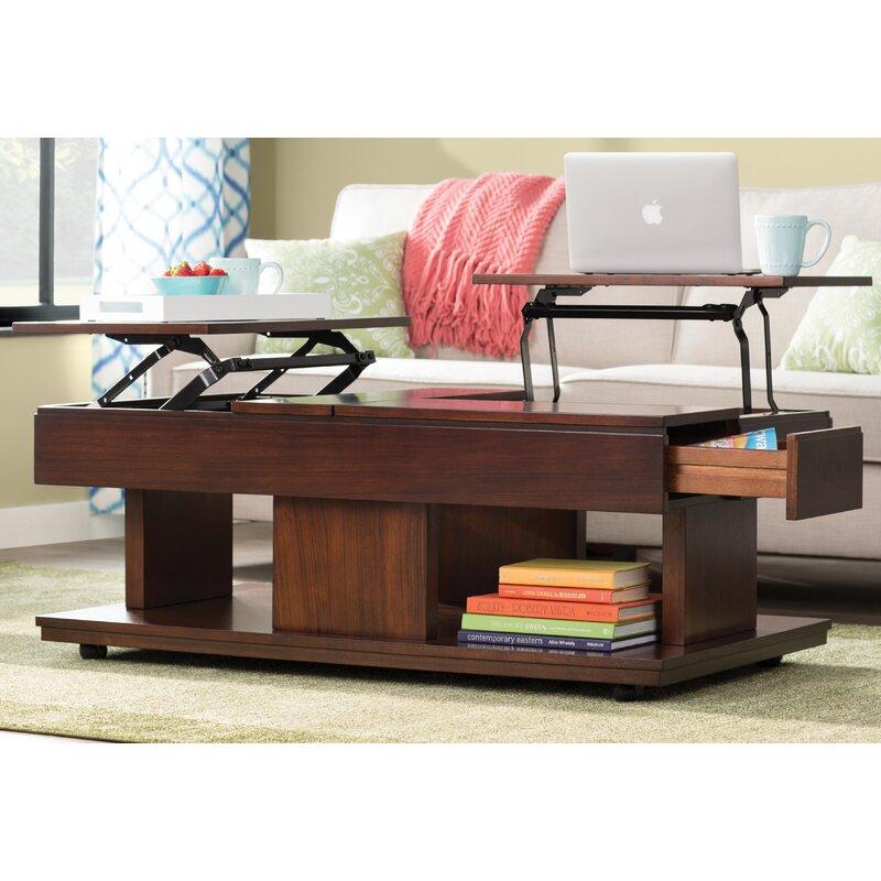 Lift Top Coffee Table.Janene Lift Top Coffee Table