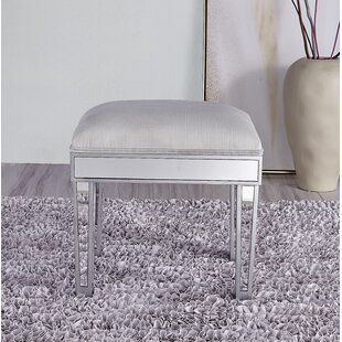 grey comfortable for chairs silver bathroom fluffy stools bench fo of vanity stool size and velvet benches medium chair
