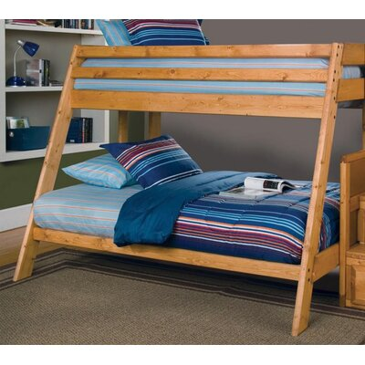 Waite Twin Over Full Bunk Bed Harriet Bee