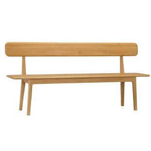 High Backed Dining Bench Wayfaircouk