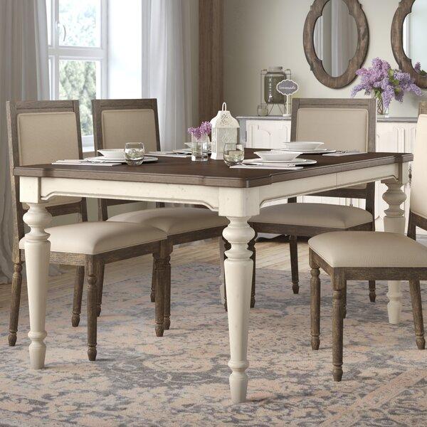 Lark Manor Ornithogale Extendable Dining Table U0026 Reviews | Wayfair