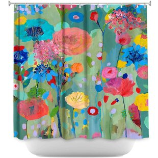 Dreamscape Shower Curtain By DiaNoche Designs