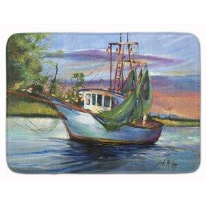 Finley Boat Memory Foam Bath Rug