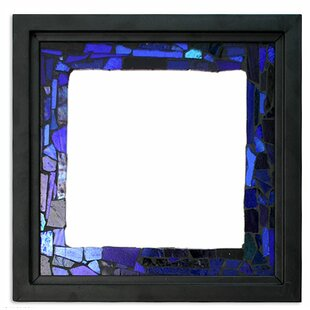 Heaven Stained Gl Wall Mirror