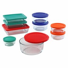 Simply Store 9 Container Food Storage Set