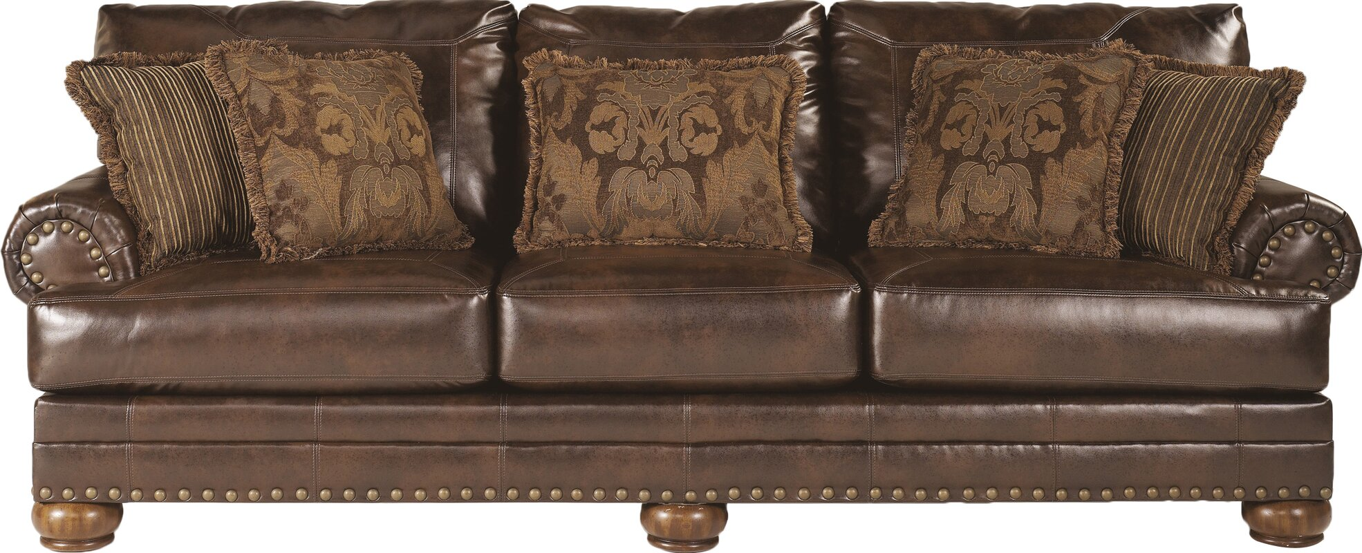 clearview leather sofa