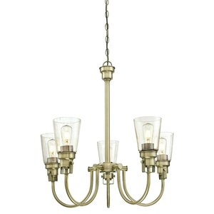 Amabilia Indoor 5-Light Chandelier