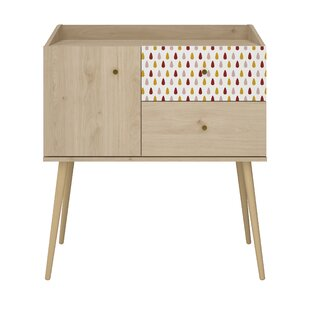 Abram 2 Drawer Chest by Viv   Rae