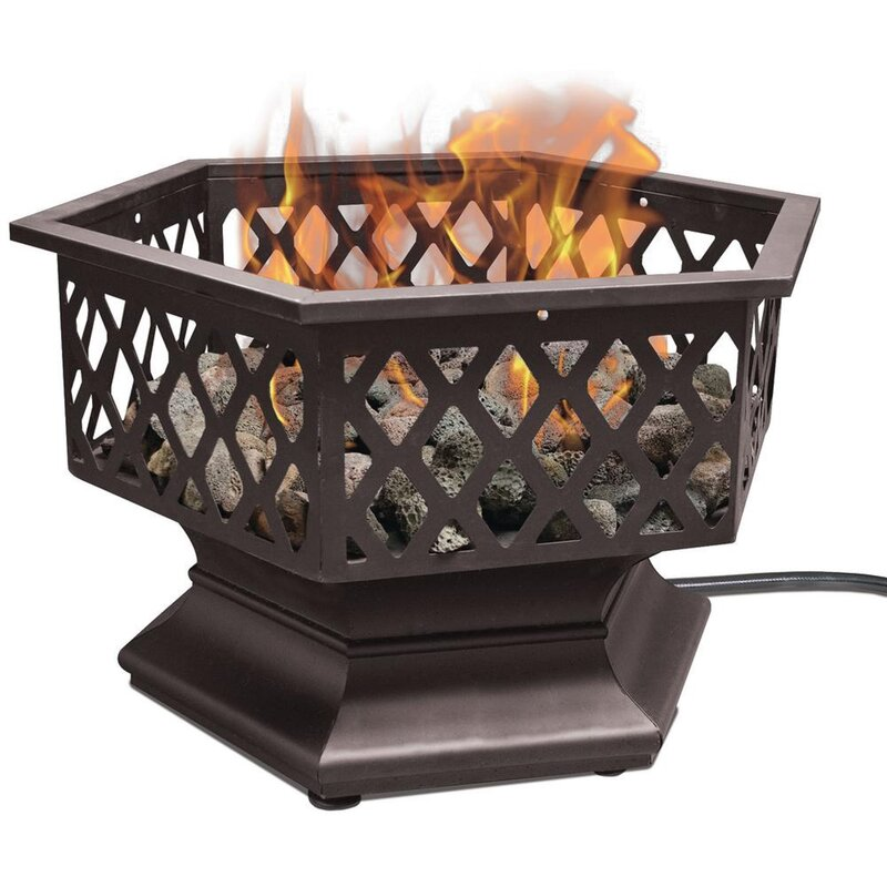 Delicieux Gas Portable Stainless Steel Propane Fire Pit