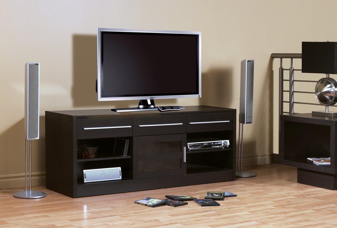 monarch specialties inc monarch  tv stand  reviews  wayfair - monarch  tv stand