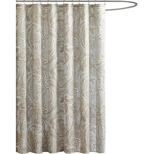 Berner Cotton Single Shower Curtain