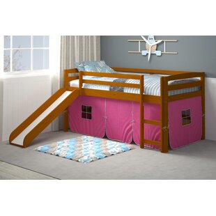 Slide Bunk Loft Beds You Ll Love Wayfair