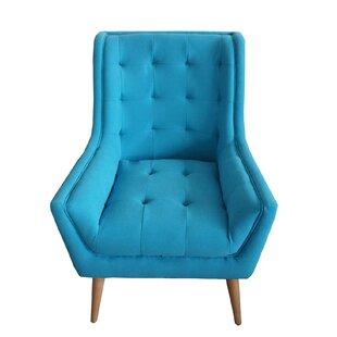 Light Blue Wingback Chair Wayfair