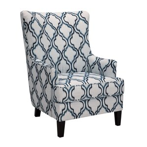 lavernia wingback chair