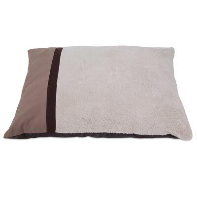 "Classic Dog Pillow Aspen Pet Size: 27"" W X 36"" D X 6"" H"