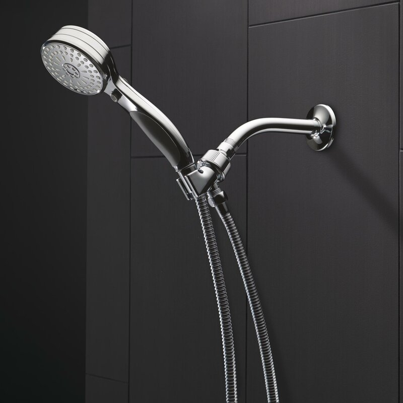 Delta Universal Showering Components Classic Multi Function ...