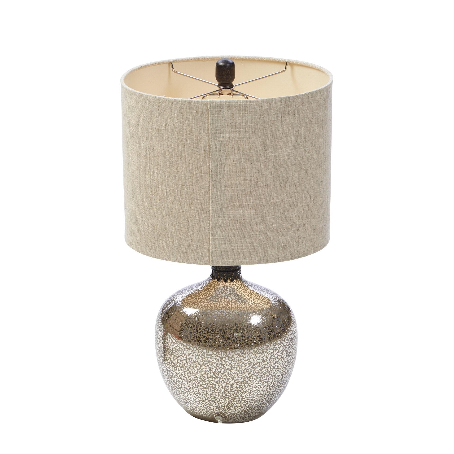 Brittingham 25 5 table lamp reviews joss main