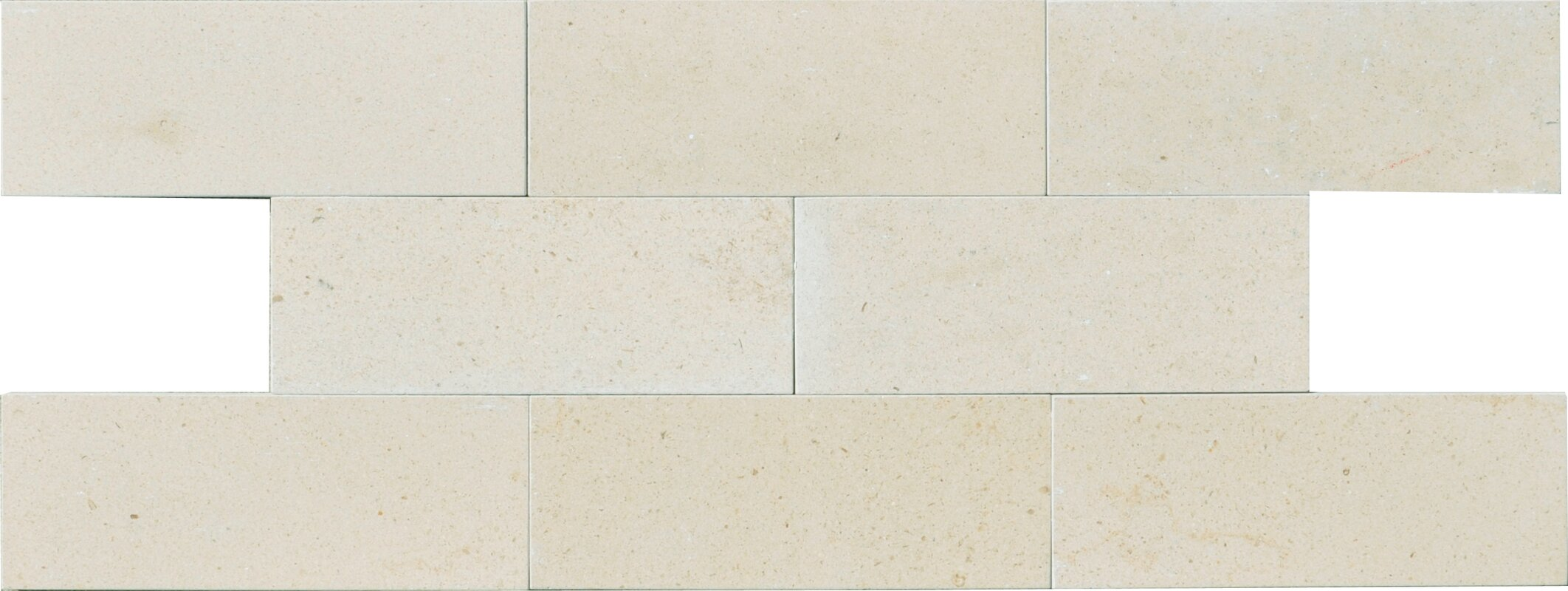 The bella collection osso 3 x 8 limestone subway tile in creamy osso 3 x 8 limestone subway tile in creamy latte dailygadgetfo Images