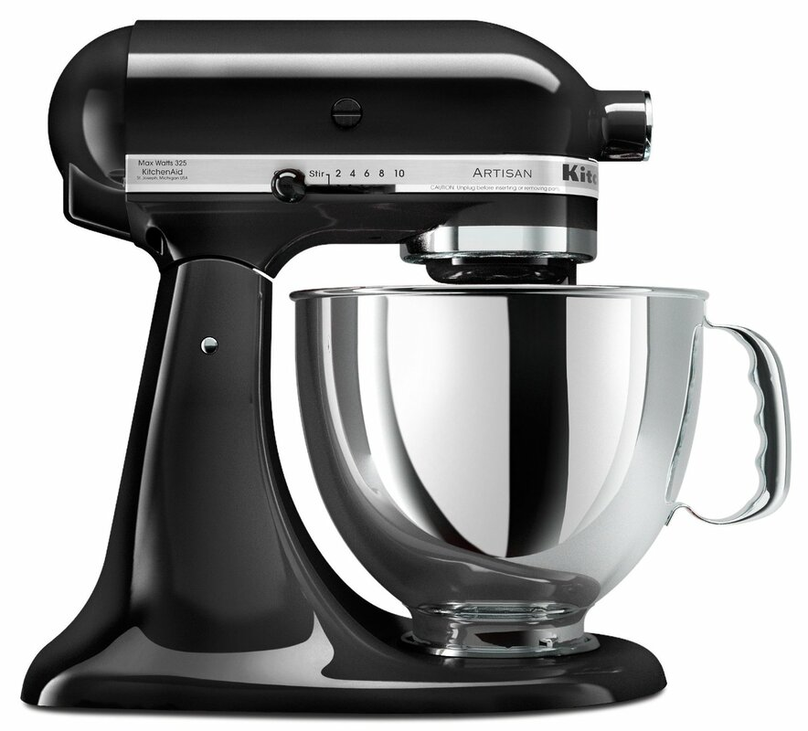 Kitchenaid Artisian Mixer kitchenaid kitchenaid artisan series 5 qt. stand mixer with