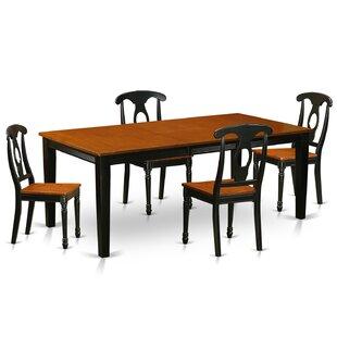 Pilger Modern 5 Piece Dining Set