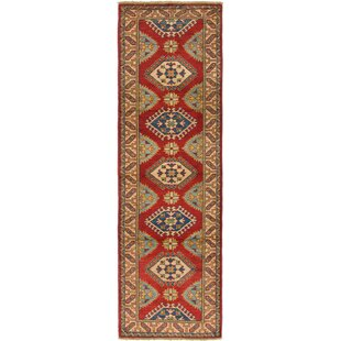 19cd0abdfb91 One-of-a-Kind Alayna Hand-Knotted Runner 2 8