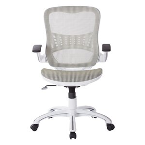 white office chairs you'll love | wayfair