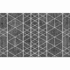 Cretien Weave Triangle Band Doormat