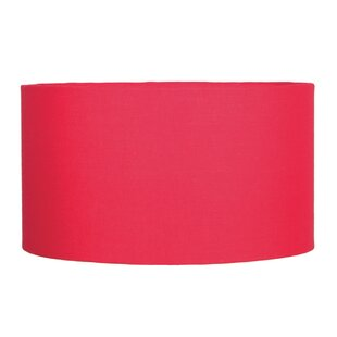 Large red lamp shade wayfair save aloadofball Choice Image
