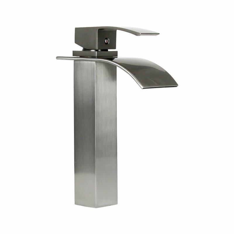 Wonderful Wye Modern Bathroom Vessel Sink Bathroom Faucet