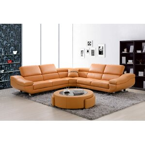 Sectional by Best Quality Furniture