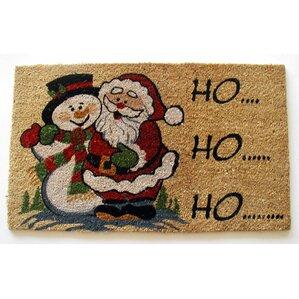 Superior Ho Ho Ho Doormat