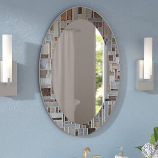 Oval Mirrors Youll Love Wayfairca