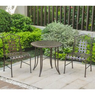 Outdoor Bistro Sets Youu0027ll Love | Wayfair