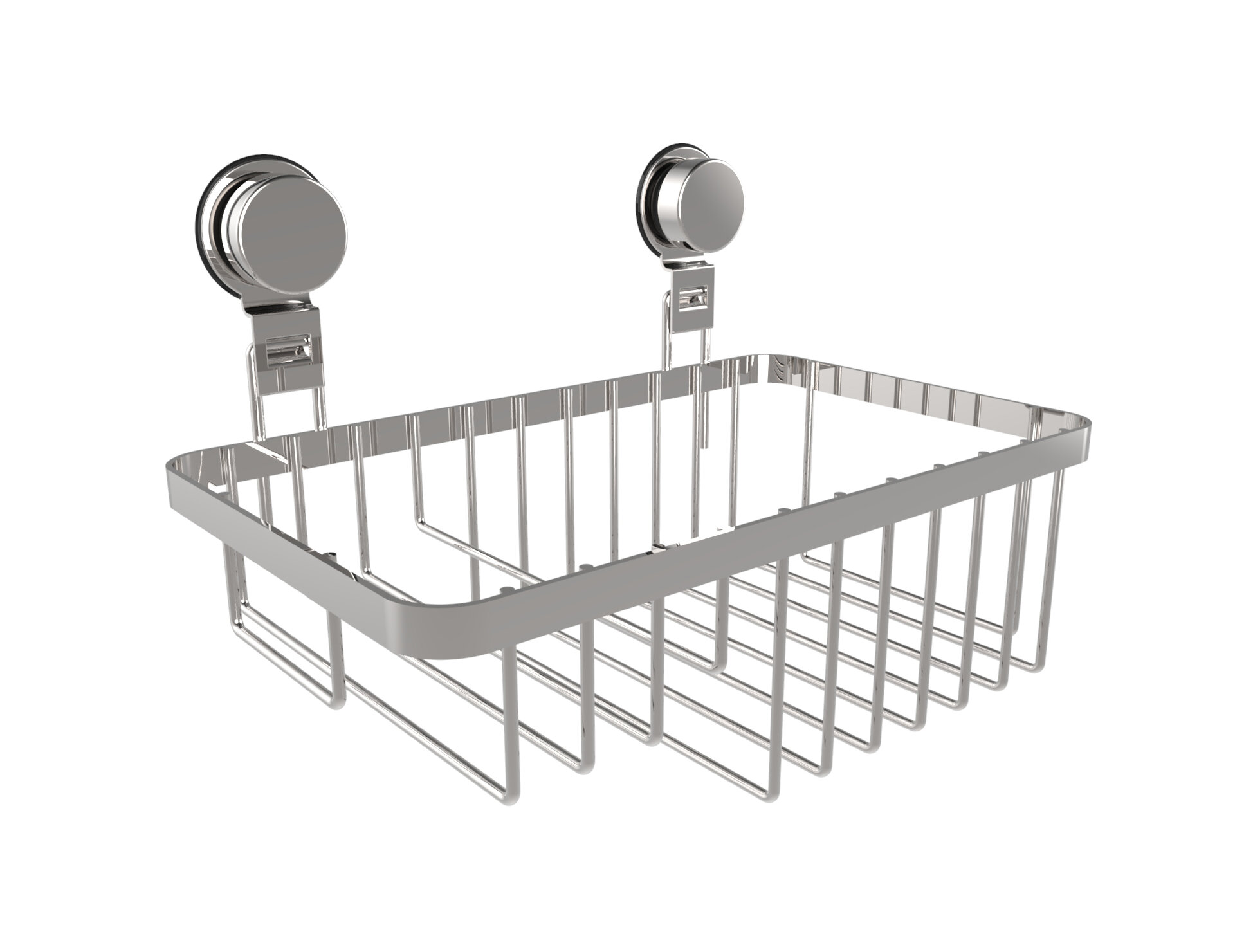Rebrilliant Wall Mounted Shower Caddy & Reviews | Wayfair