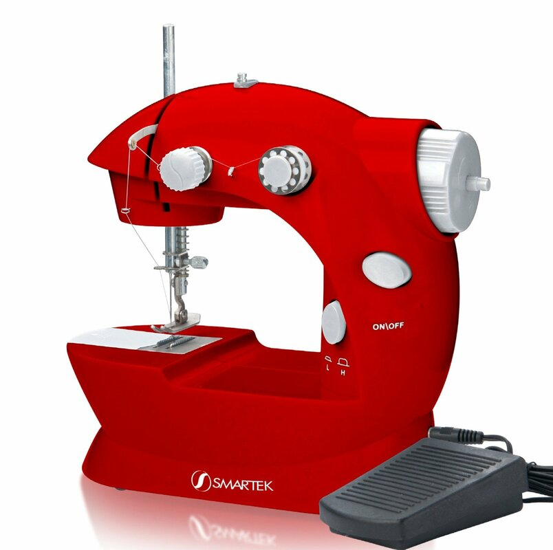 Smartek Mini Sewing Machine & Reviews | Wayfair