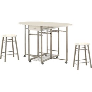 Allensby 3 Piece Counter Height Dining Se..