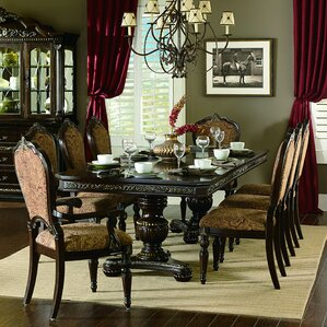 Clearwell 9 Piece Dining Set by Astoria Grand