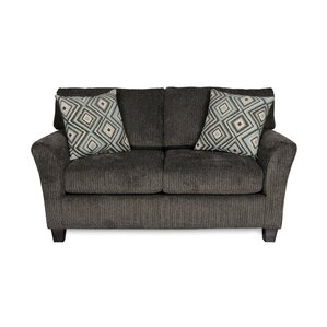 Perinton Standard Love Seat by Red Bar..