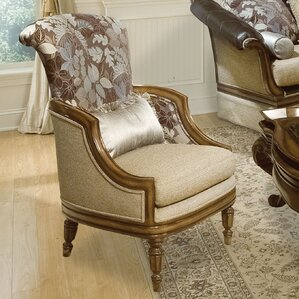 Salvatore Accent Chair by Benetti's Ita..