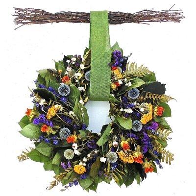 Echinops Wreath With Hanger