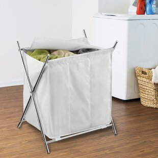 Artverse Katelyn Elizabeth Herringbone Laundry Bag Wayfair