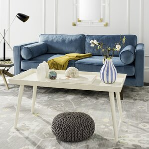Bulger Coffee Table by Mercury Row Image
