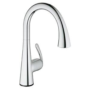Grohe LadyLux3 Single Handle Single Hole Kitchen Faucet