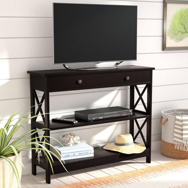 Beachcrest Home Gracelynn 1 Drawer Console Table Amp Reviews