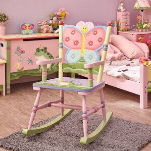 Magic Garden Kids Rocking Chair by Fantasy Fields