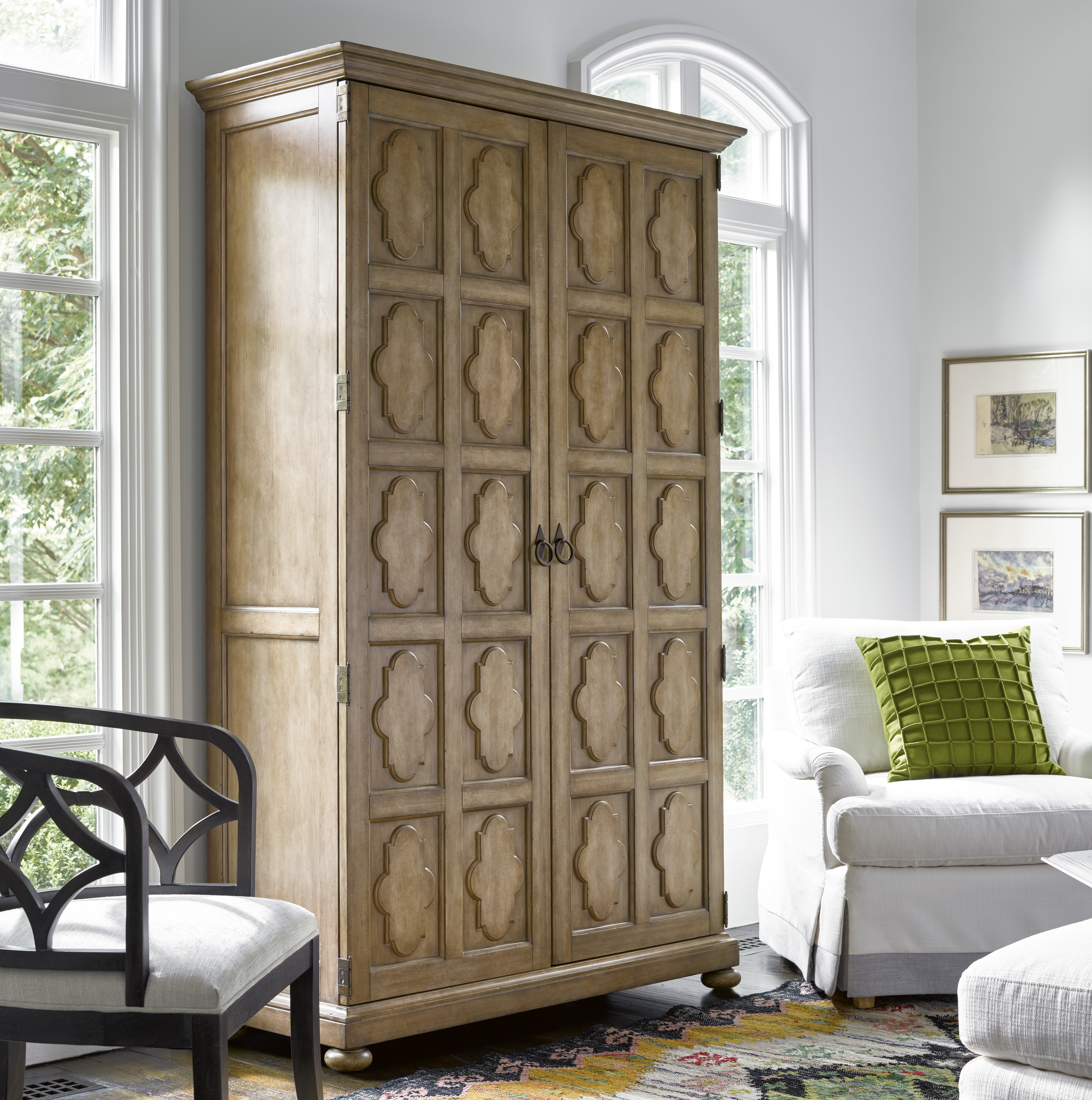 the pewter decor is really room bm benjamin paint pin armoire revere moore white most shade livings living beautiful home