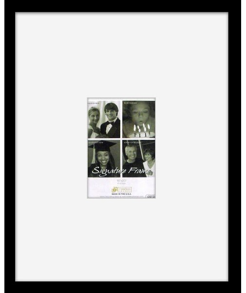 Signature Picture Frame & Reviews | AllModern